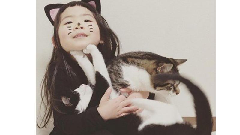 我們是永遠的家人!10隻IG人氣貓與主人的幸福日常