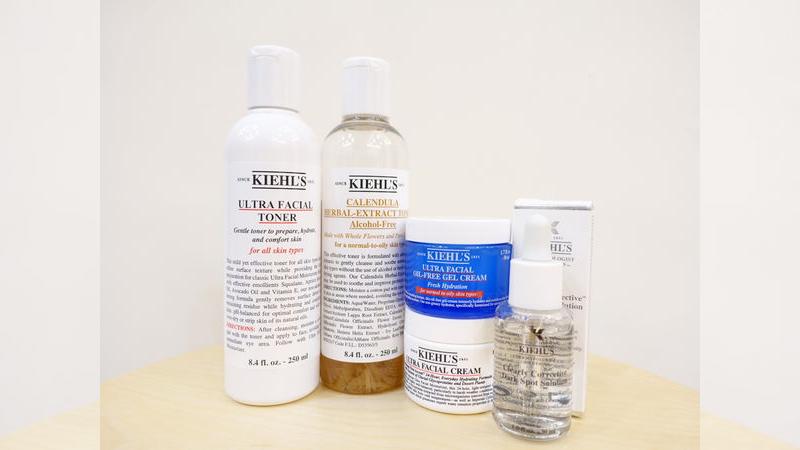 【夏日保養】KIEHL'S保濕系列產品組合綜合介紹,夏日水嫩無負擔的保養守則!