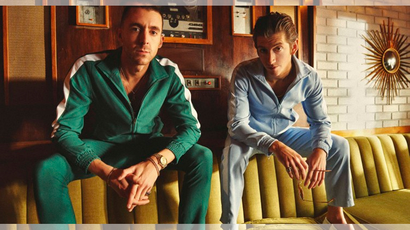 懸疑又性感的催情電影 The Last Shadow Puppets《Everything You've Come To Expect》