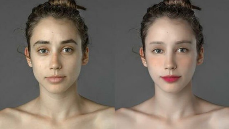 不想再被叫姊姊了啊!長臉臉型也能變身童顏的妹系妝髮教學