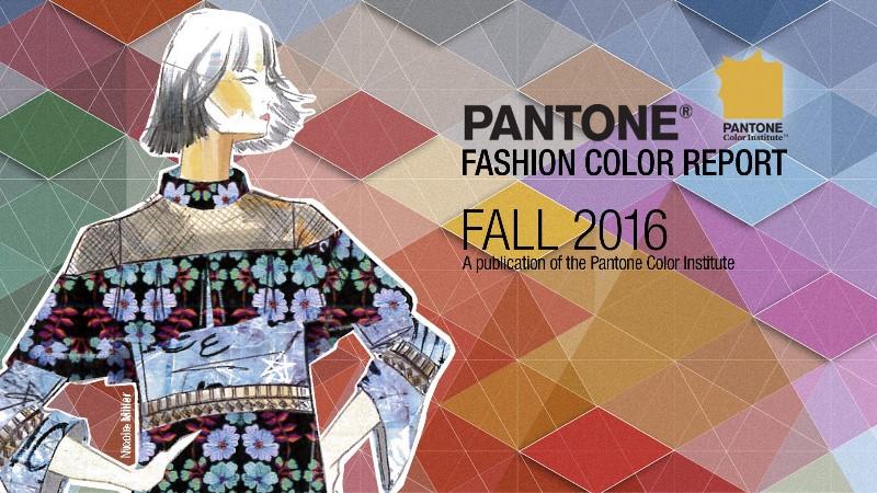 PANTONE最新秋冬代表色感性登場!還不快來看看有哪些顏色嗎? /