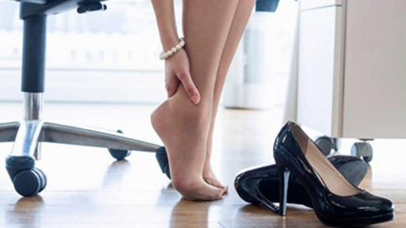 減肥關鍵在淋巴和腳踝? 只是轉轉腳踝,她成功瘦下15公斤!