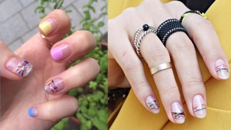 指尖上的小心機就是我比你還要時尚的關鍵,韓國女孩都在瘋的「手鍊指彩」既優雅又突顯妳的小個性!