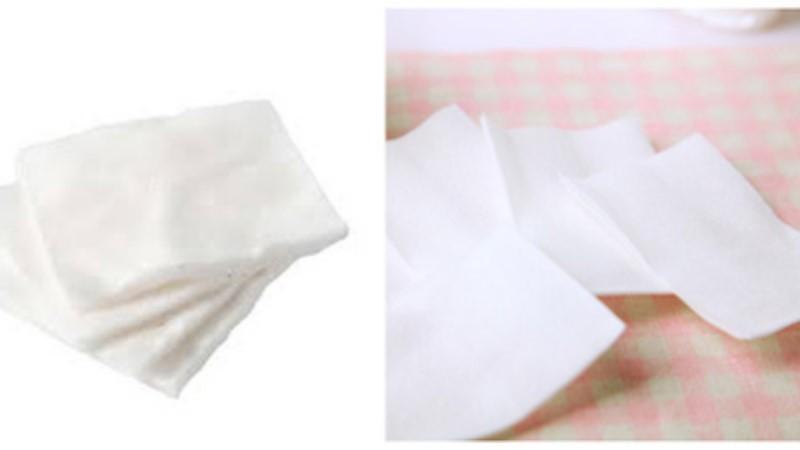 ✏ [ 保養必知 ]正確使用化妝棉保養法