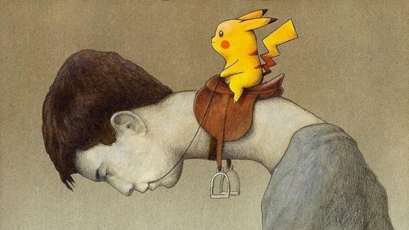 別再被《Pokemon GO》俘虜!它正在慢慢控制你的腦