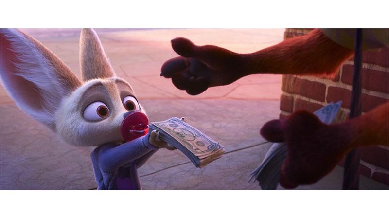 還記得胡尼克旁那隻「流氓大耳狐」嗎?請看看牠本人