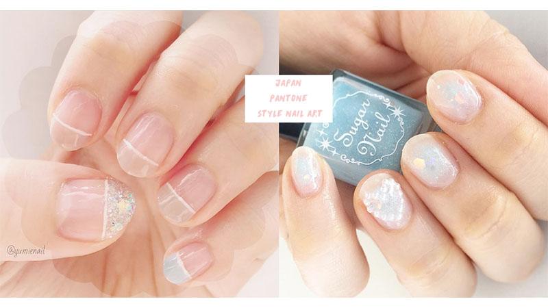 粉嫩感美瘋了!女生大愛的夢幻Pantone...夏天當然要換上甜美指甲