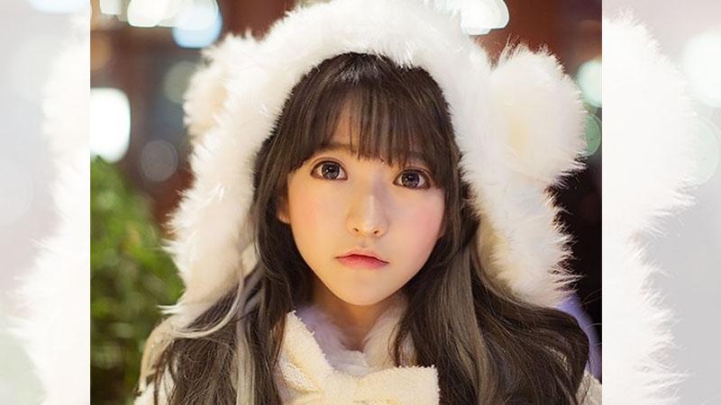 根本就是個洋娃娃,歐爸們是不是都愛這款啦?大家瘋傳的「南韓第一空靈美女」就是她