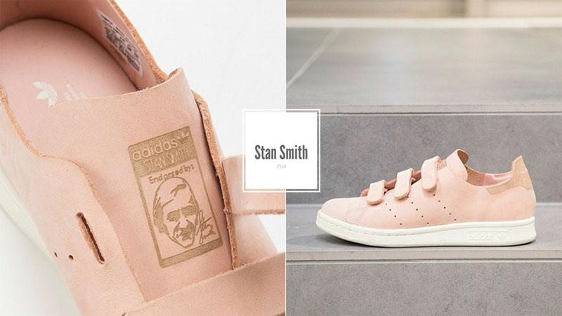 再次心動了!淡粉紅色Adidas Originals Stan Smith,絨面皮革超級有質感啊