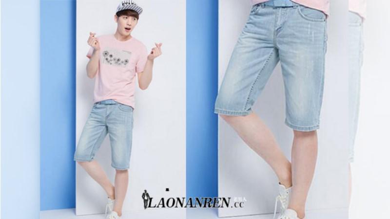 男士牛仔褲如何搭配男士牛仔褲搭配方法介紹