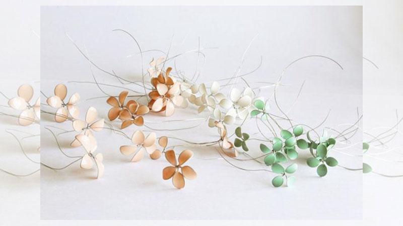 教你簡單做出漂亮的指甲油花,過期的指甲油免浪費再利用!