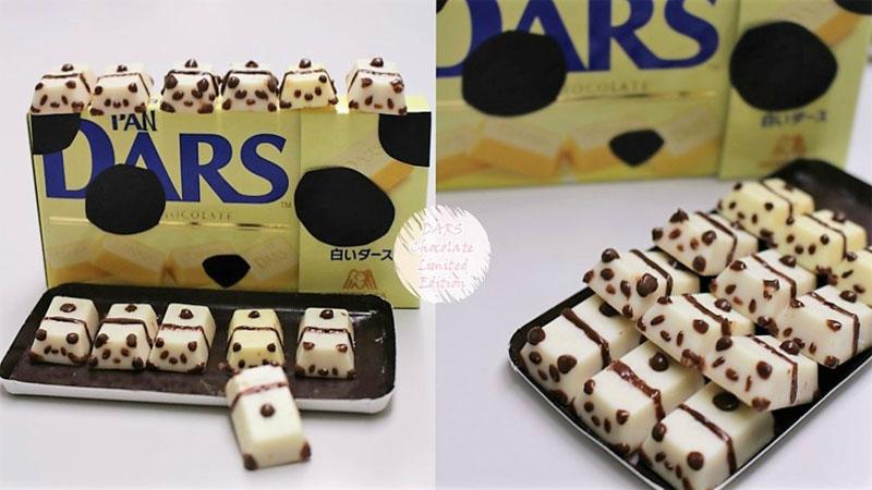 巧克力這麼萌好嗎?森永限定「熊貓巧克力」是要讓所有女生看見都尖叫!
