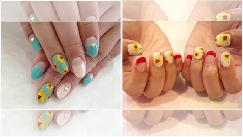 3招指甲彩繪教學,讓短指甲也能古錐