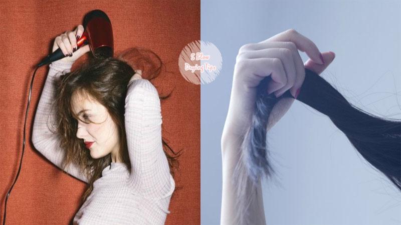 不願洗頭的原因就是因為吹頭髮要吹很久!以後吹頭用這5招讓你超省時~
