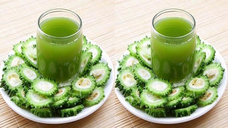 每天飲 苦瓜 汁有助排毒瘦身 預防乳癌