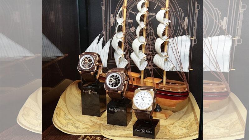 陸海空全面聯合 方型錶最強霸主