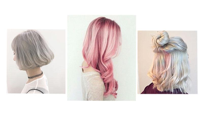♪染髮前後護理Tips!即使染了超大熱的夢幻髮色,髮質也不會變雜草啦~