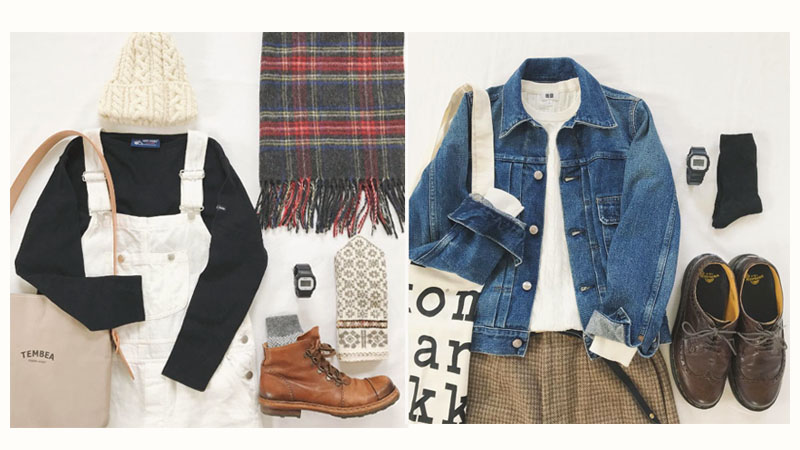 ♪簡單就是美!「極簡系女生」7天秋冬穿搭,別讓衣服主導妳的個人氣質啊~