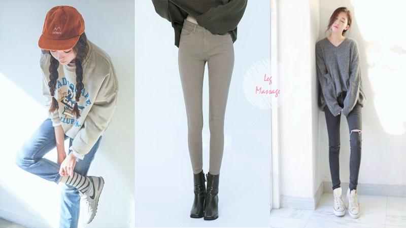 ♪冬天顯瘦的關鍵就是看雙腳!每天按摩五分鍾,輕鬆跟水腫腿說掰掰咯!