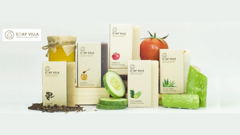 [ 廣編特輯 ] SOAP VILLA 純天然手工皂