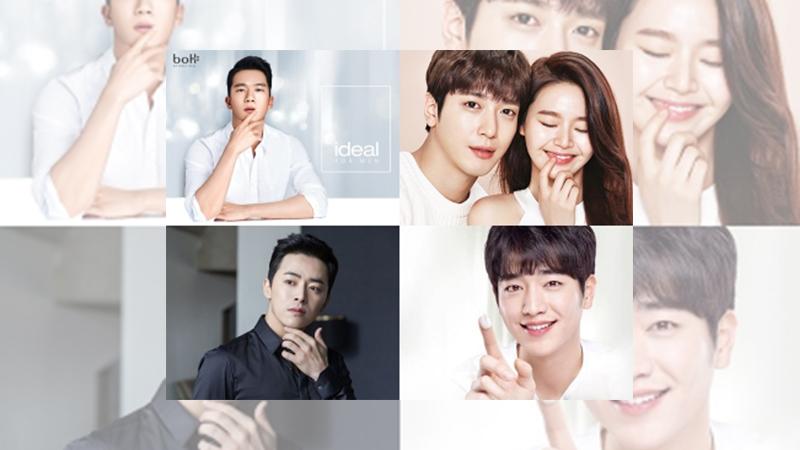 韓國美妝代言人大洗牌,男星襲捲保養品再一波,想跟歐爸用同款保養就趁現在!