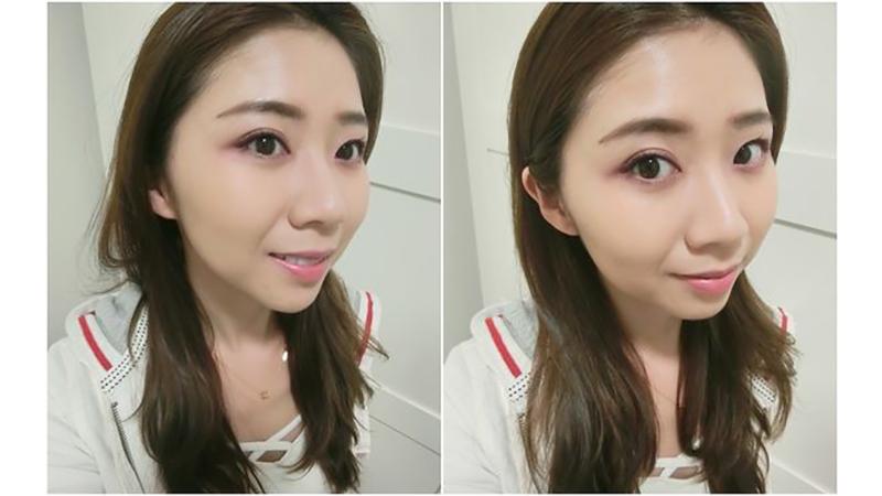 完美裸妝up up。韓國女星微霧光澤妝感的小秘訣。Mdmmd