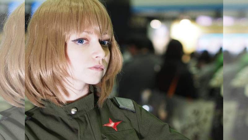 ♪節目採訪《俄羅斯女僕咖啡廳》少女與戰車官方無奈:請尊重著作權