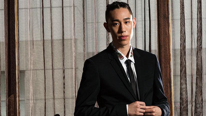 林書緯 紳士風範