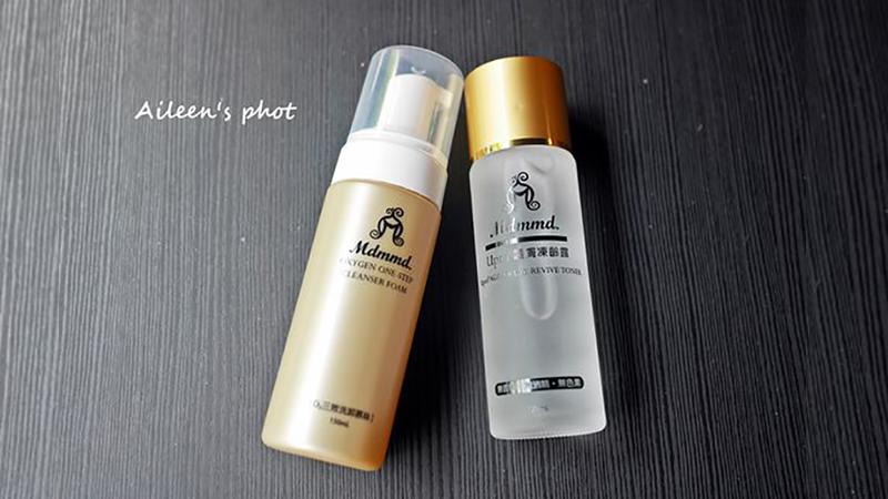 [合作] Mdmmd O2三效洗卸慕絲+Upra®醒膚凍齡露讓我清爽渡過夏日